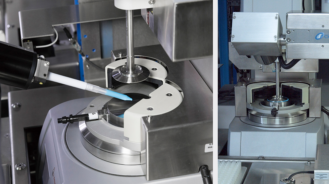 Fullfill High-Throughput Demands in Rheology Measurement