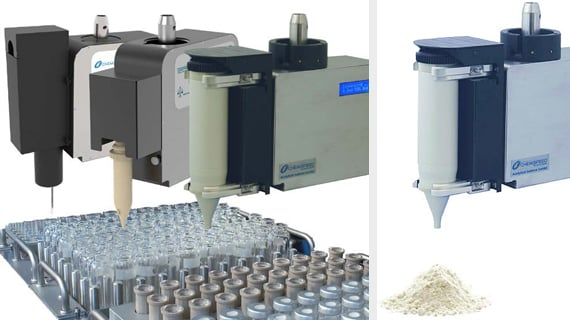 Automated Solid Dispensing from