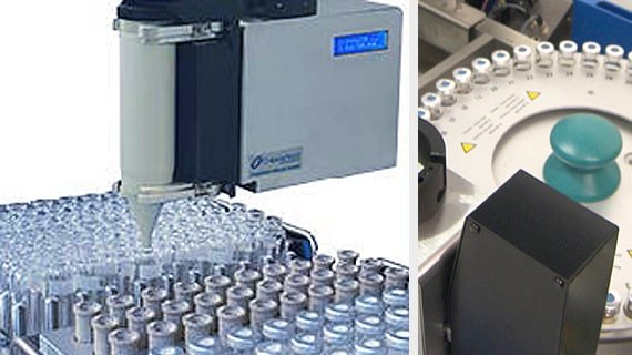 Automated Dispensing and Sampling